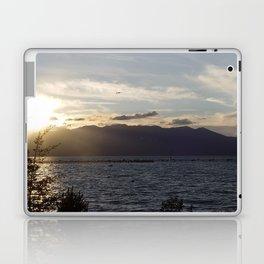 Sunset in Lake Tahoe Laptop & iPad Skin