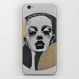 Beauty From Below iPhone Skin