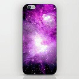Space Nebula iPhone Skin