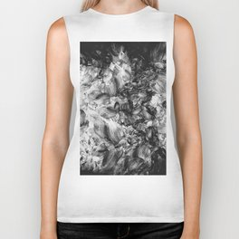 painting of abstract background Biker Tank