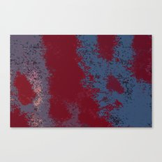Diametrically Opposed Canvas Print