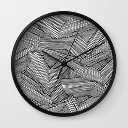 Seismagory Wall Clock