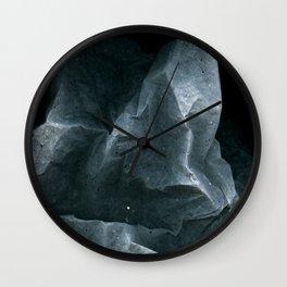 Glitter Rock Wall Clock