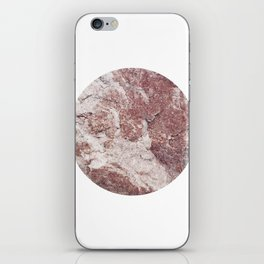 Planetary Bodies - Red Rock iPhone Skin