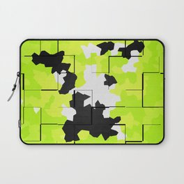 NATURE ISLAND TEXTURE Laptop Sleeve