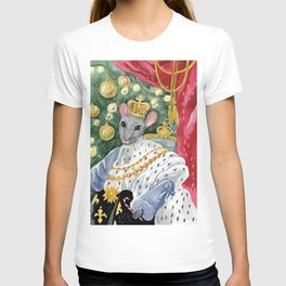 mouse king and nutcracker T-shirt
