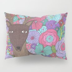 The Wise Stag Pillow Sham