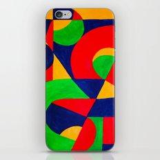 Formas # 3 iPhone & iPod Skin