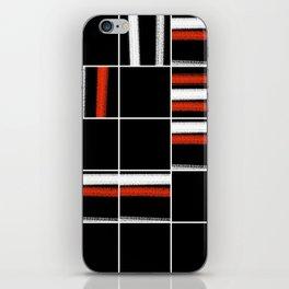 Zen tartan iPhone Skin