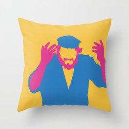 Anatevka Throw Pillow