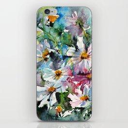 Windflowers II iPhone Skin