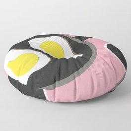 Mr. D'z Breakfast Floor Pillow