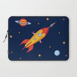 Spaceship! Laptop Sleeve