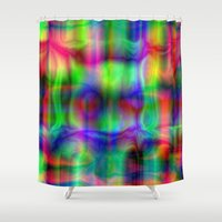 party Shower Curtains featuring Party. by Assiyam
