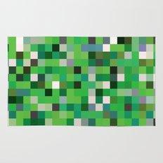 Pixel Painting Rug