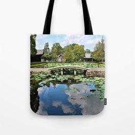 Mirror World Tote Bag