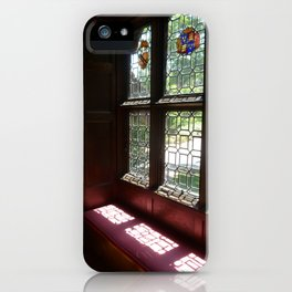 Haus Stage Window iPhone Case
