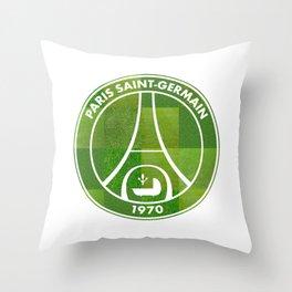 Football Club 17 Throw Pillow
