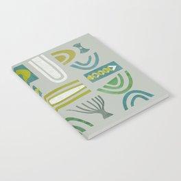 Green bits Notebook