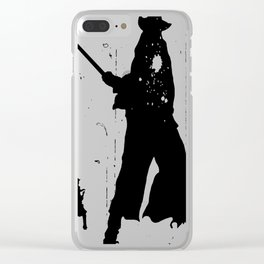 Harmonica V.II Clear iPhone Case