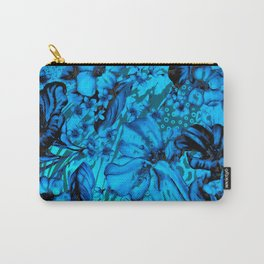 Days Blue By Carry-All Pouch