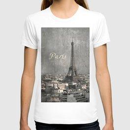 I love Paris {bw T-shirt