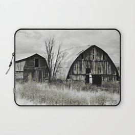 Two Old Barns Laptop Sleeve