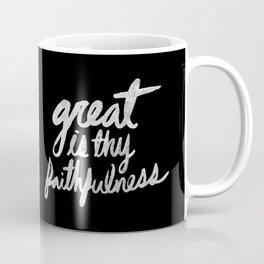 Faithfulness II Coffee Mug