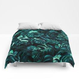 TROPICAL GARDEN XII Comforters