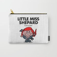 Little Miss Shepard Carry-All Pouch