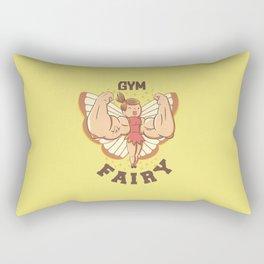 Gym Fairy Rectangular Pillow