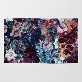 EXOTIC GARDEN - NIGHT XVI Rug