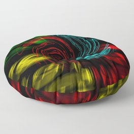 Abstract perfection 47 Floor Pillow