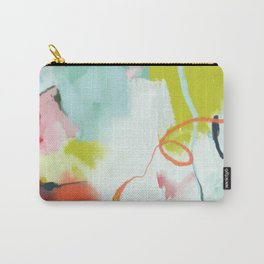 landscape in spring Carry-All Pouch
