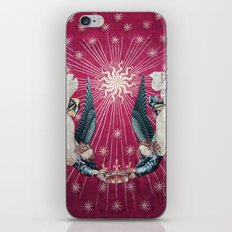 Crowned in Ink. iPhone & iPod Skin
