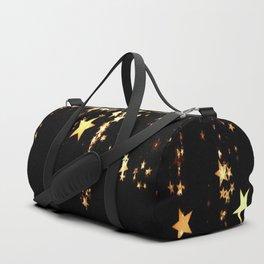 Christmas Star Advent Background Duffle Bag