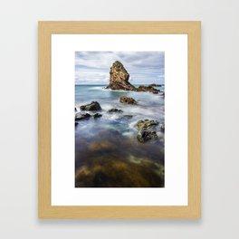 Gwenfaens Pillar Framed Art Print