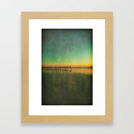 Retrology Framed Art Print