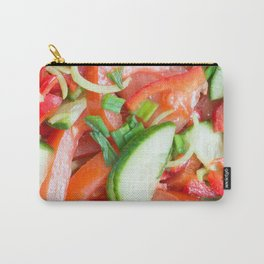 Vegetable salad Carry-All Pouch