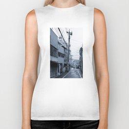 In The Streets Biker Tank