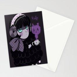 Goth Tea Stationery Cards