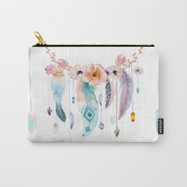 Atherstone Feather Spirit Gazer Carry-All Pouch