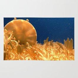 Sea Jellies Rug
