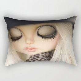 ERREGIRO BLYTHE DOLL STERLING Rectangular Pillow