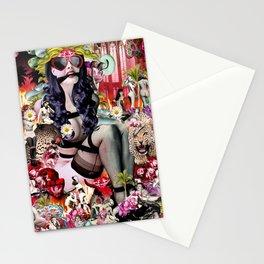 Venus Venom Stationery Cards