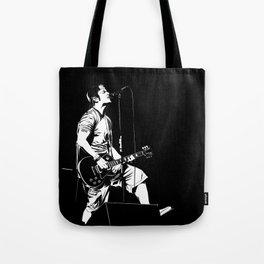 T. S. B/W Tote Bag
