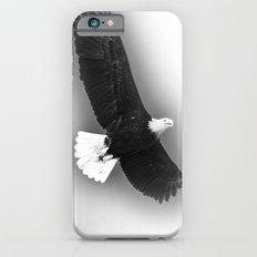 Freedom Eagle (white) iPhone 6s Slim Case