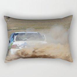 New England HWY rally - Glen Iness Rectangular Pillow
