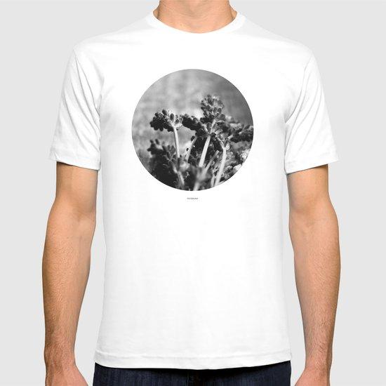 Lavender (Black & White) T-shirt