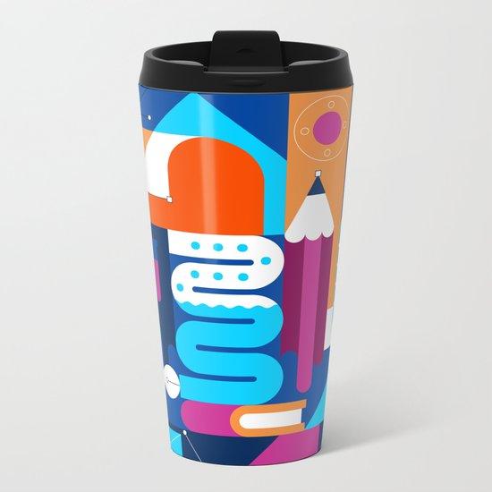 Creative Process Metal Travel Mug